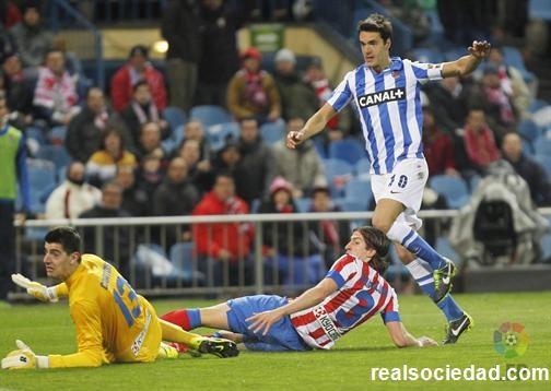 Prieto sigue aumentando su leyenda en Madrid